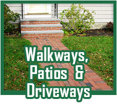 Walkways, Patios and Driveways Portfolio