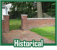 Historic Restoration Masonry Services